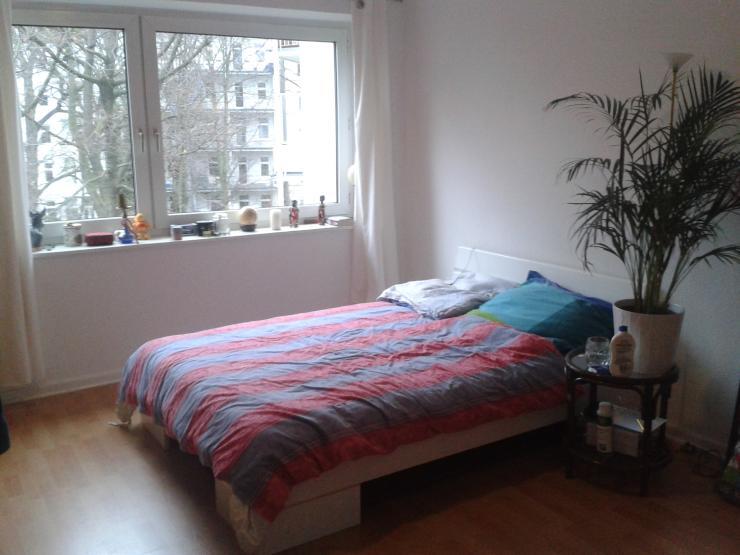 15qm zimmer in zentraler lage zur zwischenmiete m bliertes wg zimmer hamburg rotherbaum. Black Bedroom Furniture Sets. Home Design Ideas