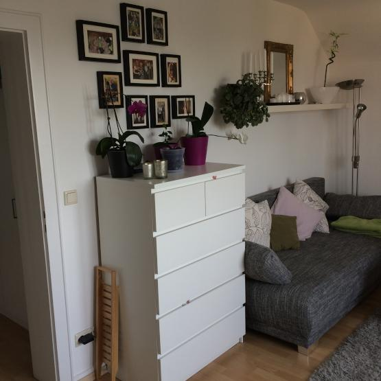 sch ne 1 zimmer wohnung im vorderen westen 1 zimmer wohnung in kassel west. Black Bedroom Furniture Sets. Home Design Ideas