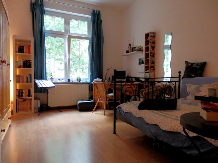 sch nes 18 m zimmer in der dortmunder oststadt wgs in dortmund mitte. Black Bedroom Furniture Sets. Home Design Ideas