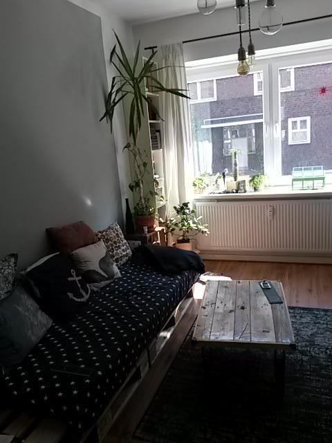 m blierte teilm blierte 2 zimmer wohnung in altona nord wohnung in hamburg altona nord. Black Bedroom Furniture Sets. Home Design Ideas