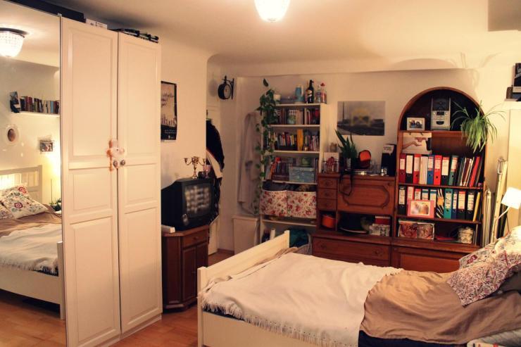zimmer in 3er wg room in shared flat zimmer in wien penzing. Black Bedroom Furniture Sets. Home Design Ideas