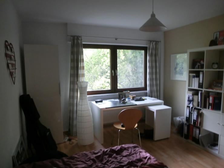 sch ne helle 2 zimmer wohnung in eppelheim wohnung in heidelberg eppelheim. Black Bedroom Furniture Sets. Home Design Ideas