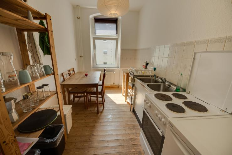 single flat close to alex mauerpark and sch nhauser allee 1 zimmer wohnung in berlin. Black Bedroom Furniture Sets. Home Design Ideas