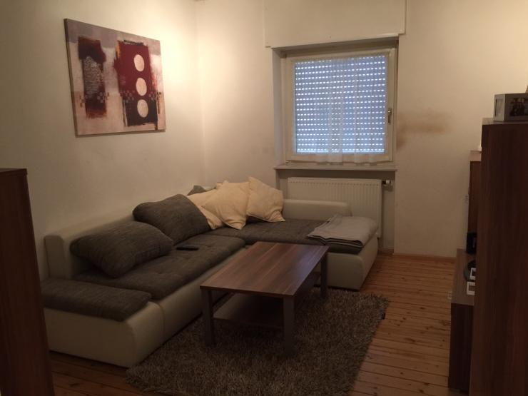 suche nachmieter f r voll m bilierte zentrale 2 zimmer wohnung wohnung in mannheim jungbusch. Black Bedroom Furniture Sets. Home Design Ideas