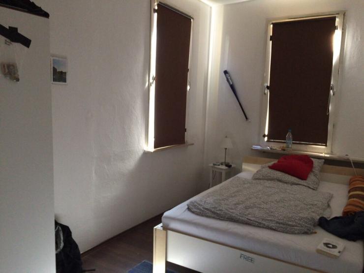 vollm bliertes zimmer mit allem drum und dran wohngemeinschaft in amberg innenstadt. Black Bedroom Furniture Sets. Home Design Ideas