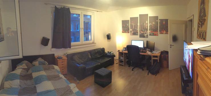 18qm zimmer in 3 wg in uni n he wohngemeinschaften duisburg neudorf nord. Black Bedroom Furniture Sets. Home Design Ideas