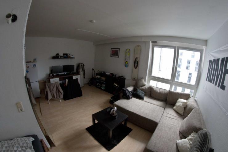 perfekt gelegene 1 zimmerwohnung in mannheimer innenstadt 1 zimmer wohnung in mannheim quadrate. Black Bedroom Furniture Sets. Home Design Ideas
