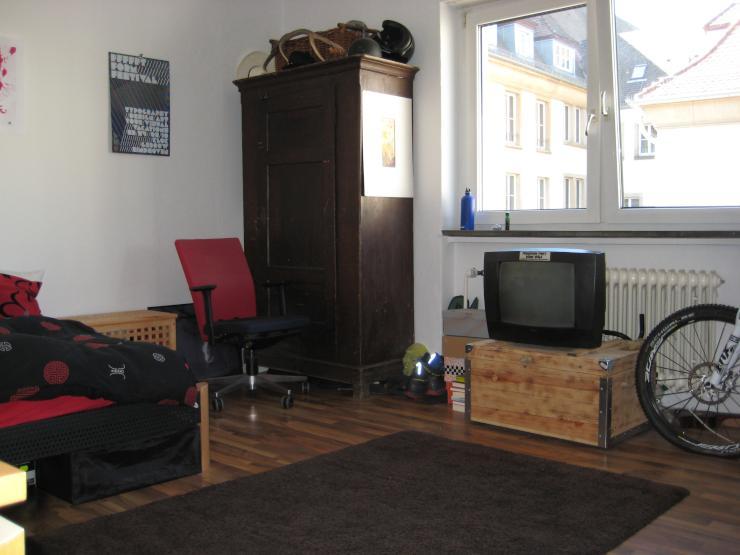 nachmieter f r mein 18qm zimmer in netter 3er wg gesucht westen wg stuttgart west. Black Bedroom Furniture Sets. Home Design Ideas