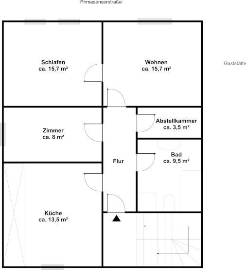Haus In Zweibrücken: Schöne Wohnung In Niederauerbach
