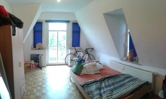 Zimmer mit balkon mit blick auf wei eritz wgs dresden plauen for Zimmer mit blick