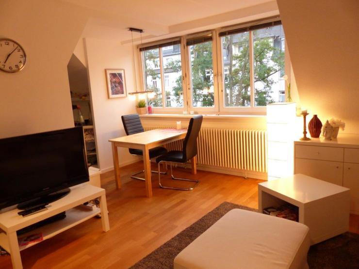 10 min zur iaa zentrale moderne maisonette wohnung 13 wohnung in frankfurt am main. Black Bedroom Furniture Sets. Home Design Ideas