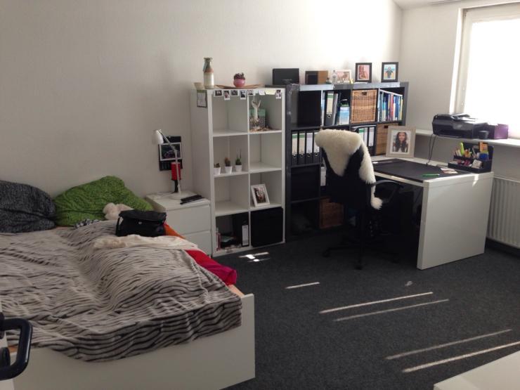 gem tliche helle und moderne 1 zimmer wohnung 1 zimmer wohnung in osnabr ck gartlage. Black Bedroom Furniture Sets. Home Design Ideas