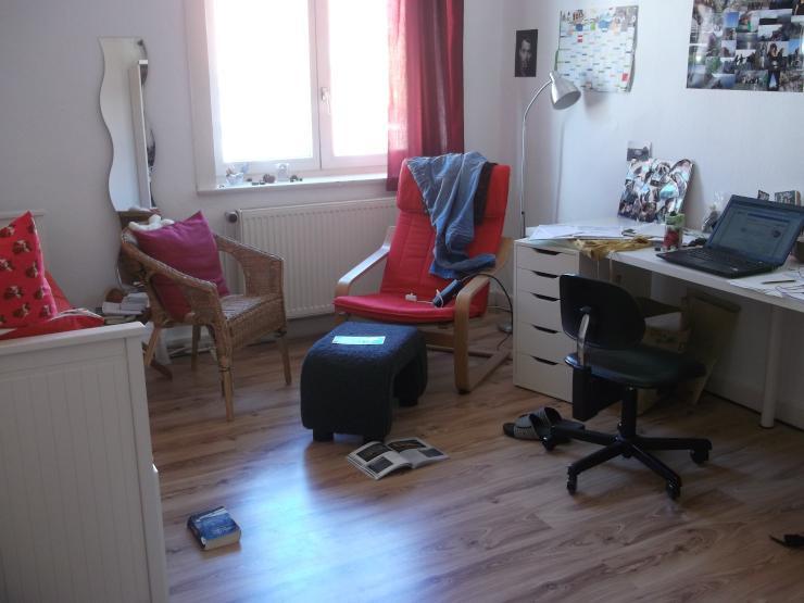 16 qm zimmer in geselliger 4er wg zentrale lage. Black Bedroom Furniture Sets. Home Design Ideas