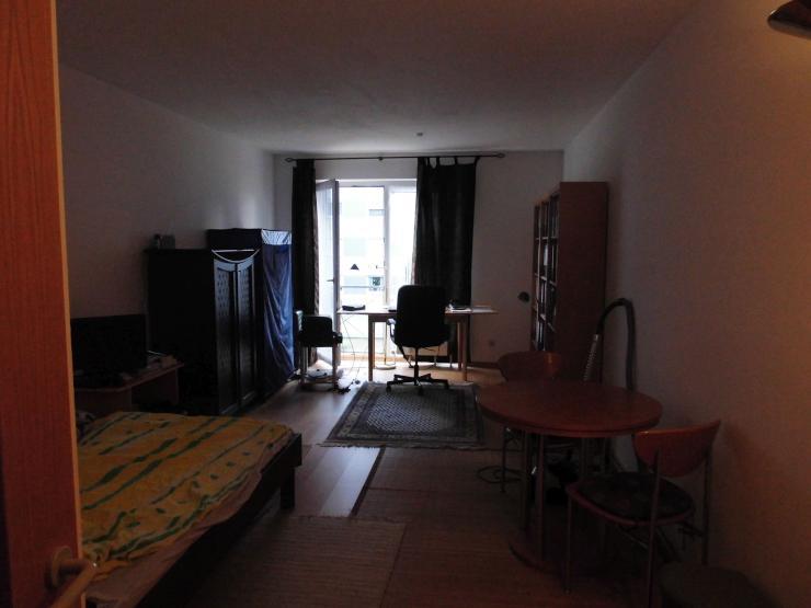 sch ne wohnung in idealer lage zu uni und stadt 1 zimmer wohnung in bayreuth altstadt. Black Bedroom Furniture Sets. Home Design Ideas