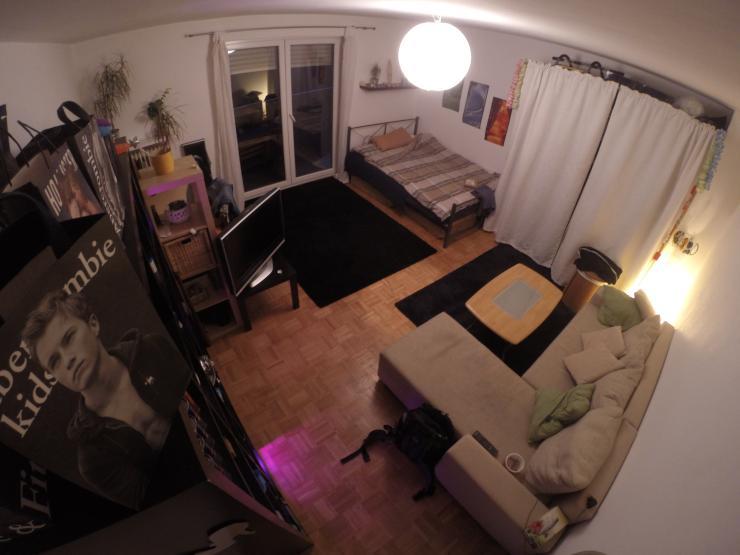 3er wg sucht nette n mitbewohner in m bliertes wg zimmer m nchen milbertshofen am hart. Black Bedroom Furniture Sets. Home Design Ideas