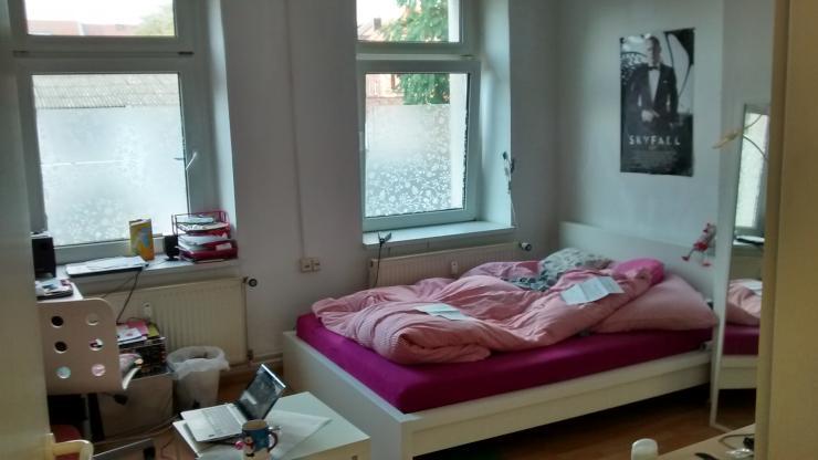 super geiles zimmer in cooler 4er wg der besten lage in erfurt wg zimmer in erfurt. Black Bedroom Furniture Sets. Home Design Ideas