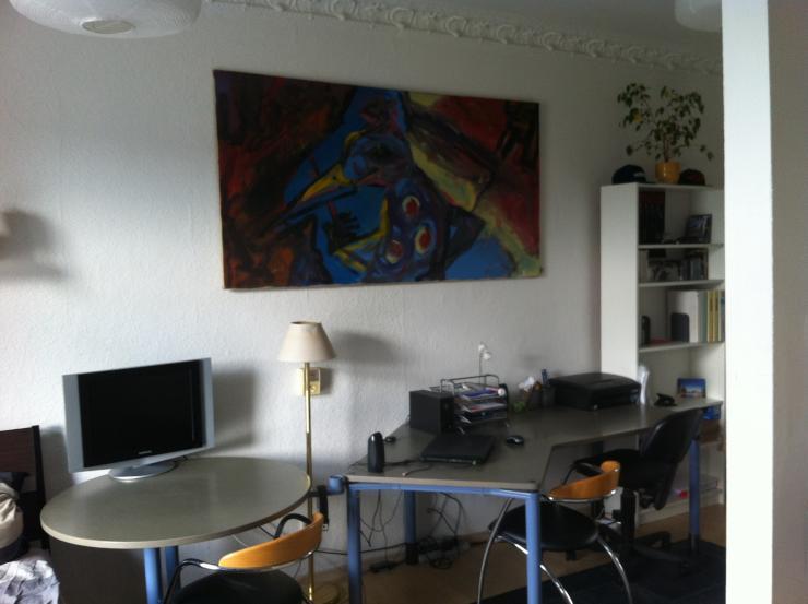 sch ne helle ein zimmer wohnung in ruhiger zentraler lage 1 zimmer wohnung in berlin moabit. Black Bedroom Furniture Sets. Home Design Ideas