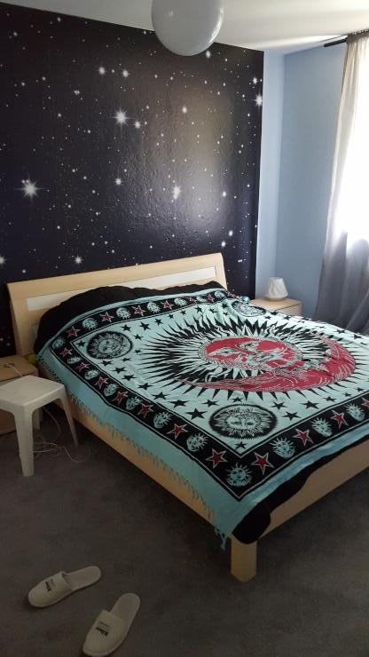 wg mitbewohner zimmer modern g nstig m bliertes zimmer hamburg osdorf. Black Bedroom Furniture Sets. Home Design Ideas