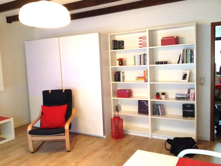zentrales helles appartement in der innenstadt von bielefeld 1 zimmer wohnung in bielefeld. Black Bedroom Furniture Sets. Home Design Ideas