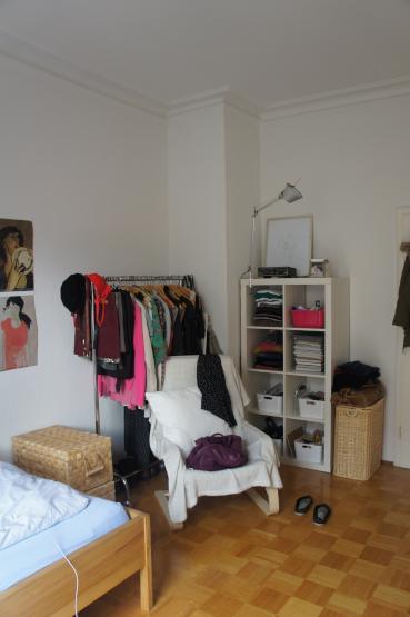 fabelhaftes zimmer zu vergeben wgzimmer stuttgart mitte. Black Bedroom Furniture Sets. Home Design Ideas