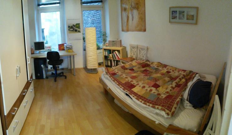 2 zimmer wohnung in bester lage zur rwth wohnung in aachen aachen. Black Bedroom Furniture Sets. Home Design Ideas