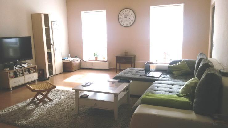 2 zimmer citywohnung mit kleinem balkon wohnung in bruchsal zentrum. Black Bedroom Furniture Sets. Home Design Ideas