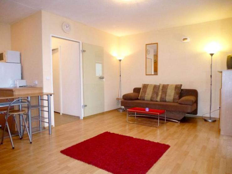 m bliertes renoviertes einzimmerappartement 1 zimmer wohnung in main taunus kreis eschborn. Black Bedroom Furniture Sets. Home Design Ideas