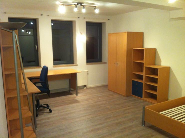 1 zimmer wohnung m bliert in ansbach zu vermieten 1. Black Bedroom Furniture Sets. Home Design Ideas