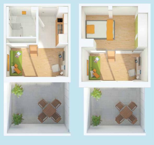 1 5 zimmer galeriewohnung inkl fitnessraum und gartennutzung 1 zimmer wohnung in m nchen moosach - Galeriewohnung bilder ...