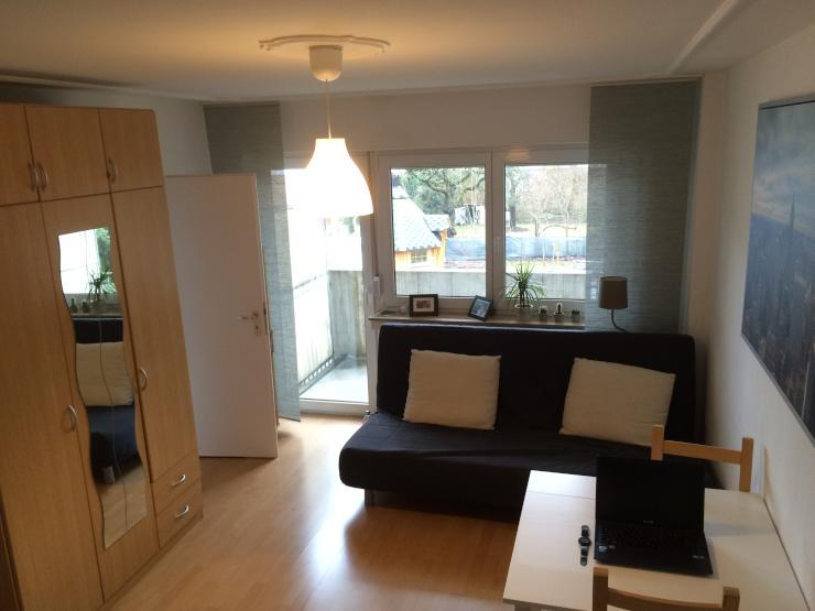 helle wohnung mit neuer k che 1 zimmer wohnung in augsburg augsburg. Black Bedroom Furniture Sets. Home Design Ideas