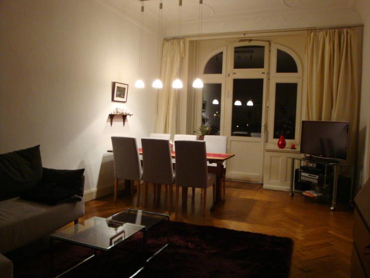 Große 4 Zimmer Wohnung In Der Isestr Wohnung In Hamburg Eppendorf