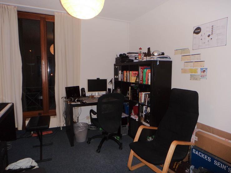 wohnheimszimmer zur zwischenmiete in uni n he wg zimmer in d sseldorf bilk. Black Bedroom Furniture Sets. Home Design Ideas