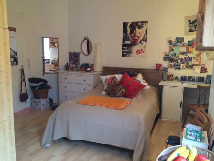 gem tliches single apartment in ruhiger zentraler lage 1 zimmer wohnung in osnabr ck weststadt. Black Bedroom Furniture Sets. Home Design Ideas