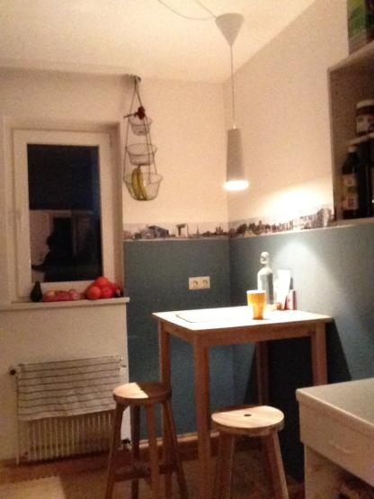 Sehr Helles 18 Qm2 Zimmer In 2er WG Mit Wohnzimmer, Tübingen, Zentral
