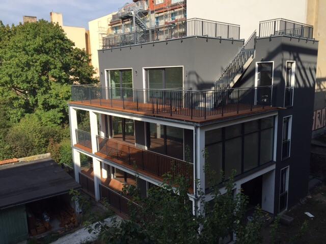 luxuswohnung im reuterkiez remiseart neubau wohnung in berlin neuk lln. Black Bedroom Furniture Sets. Home Design Ideas
