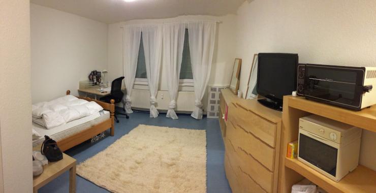 apartment wohnheim parkring 21 zur zwischenmiete zentral 1 zimmer wohnung in mannheim jungbusch. Black Bedroom Furniture Sets. Home Design Ideas