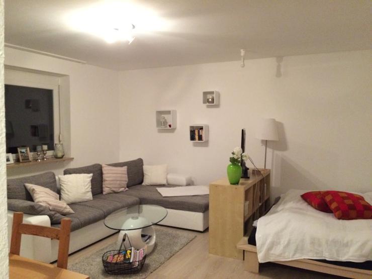 sch ne und helle 1 zimmer wohnung in neu ulm direkt an der donau 1 zimmer wohnung in neu ulm. Black Bedroom Furniture Sets. Home Design Ideas