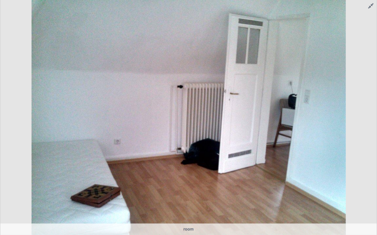 17m2 room in flat share in residential neighbourhood wg zimmer in soest riga ring. Black Bedroom Furniture Sets. Home Design Ideas