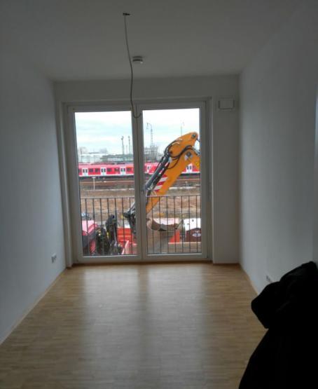 wg neugr ndung f r berufst tige in top neubauwohnung wohngemeinschaften frankfurt am main. Black Bedroom Furniture Sets. Home Design Ideas