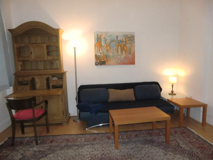 egv fully furnished apartment right next to central train station 1 zimmer wohnung in duisburg. Black Bedroom Furniture Sets. Home Design Ideas