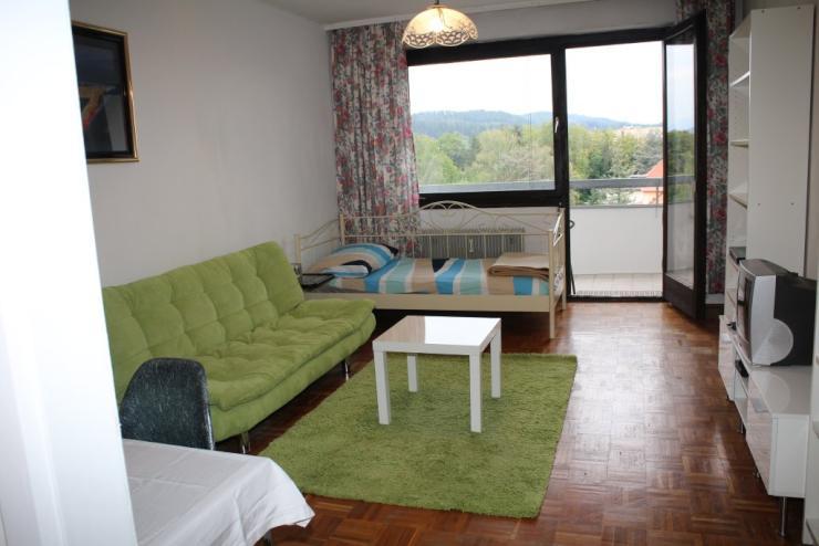 1 zimmer wohnung in klagenfurt am w rthersee 1 zimmer wohnung in klagenfurt innere stadt. Black Bedroom Furniture Sets. Home Design Ideas