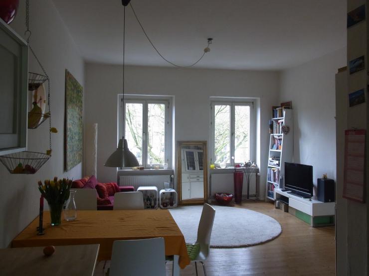 3 zimmer altbauwohnung mit balkon am lberg sch nsten stadtteil wohnung in wuppertal elberfeld. Black Bedroom Furniture Sets. Home Design Ideas