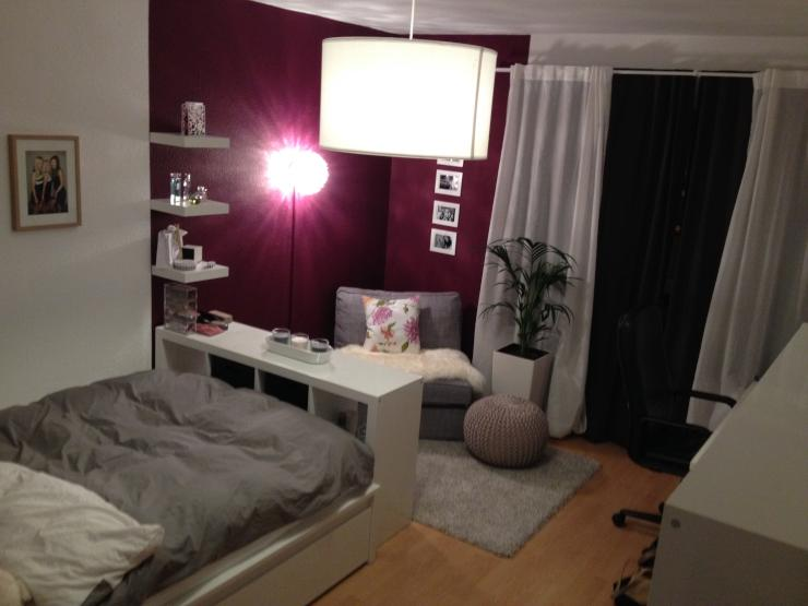 sch nes 18 qm zimmer in 3er wg wg zimmer in m nster centrum. Black Bedroom Furniture Sets. Home Design Ideas