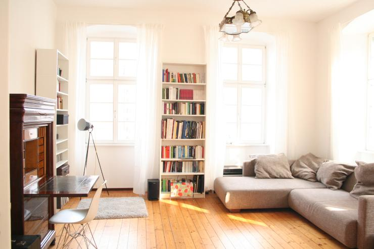 m blierte altbauwohnung am markt wohnung in w rzburg altstadt. Black Bedroom Furniture Sets. Home Design Ideas