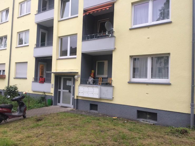 Sch ne 2 zimmerwohnung mit balkon in kaiserslautern for 2 zimmer wohnung kaiserslautern