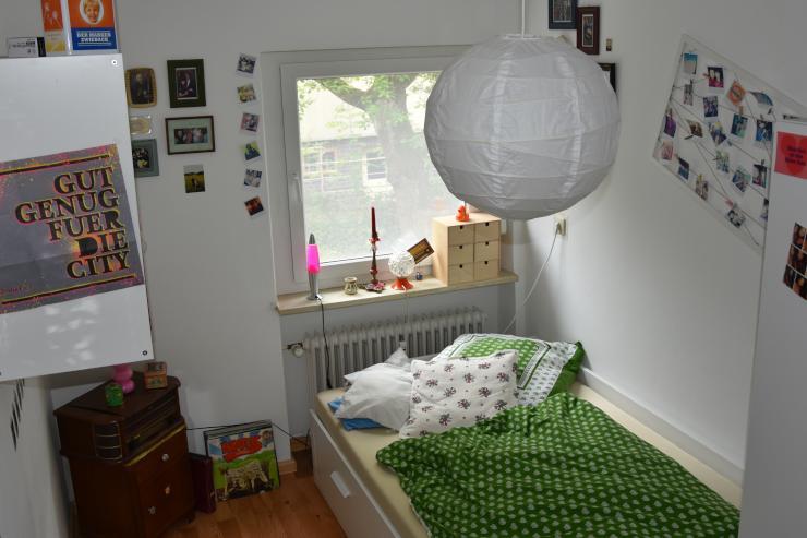 teilm bliertes 10 qm zimmer in 3 er wg ruhige zentrale lage wg zimmer ansbach. Black Bedroom Furniture Sets. Home Design Ideas