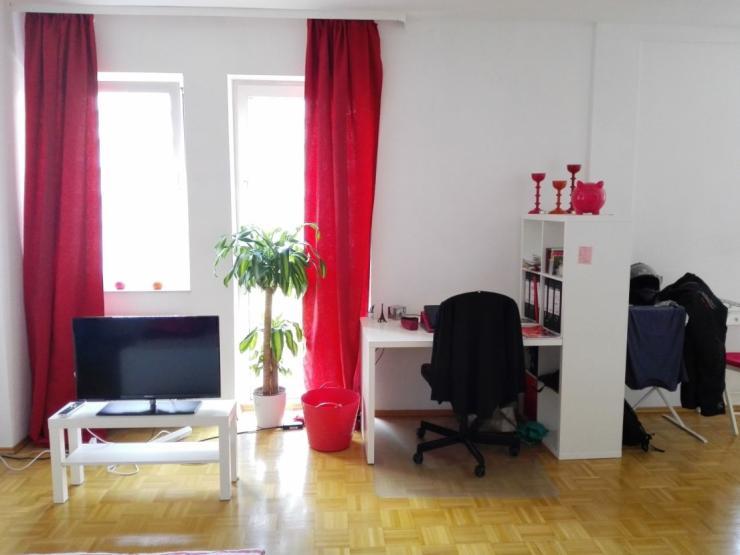 nachmieter f r wundersch ne 1 zimmer wohnung gesucht 1 zimmer wohnung in magdeburg neust dter. Black Bedroom Furniture Sets. Home Design Ideas