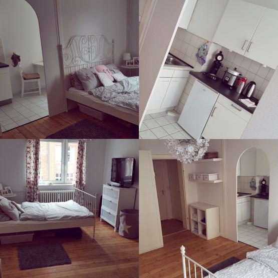 sch ne und g nstige 1 zimmer wohnung in zentraler lage in kiel 1 zimmer wohnung in kiel. Black Bedroom Furniture Sets. Home Design Ideas