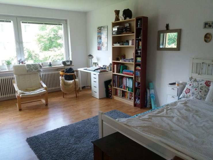 helle 3 zimmer wohnung im sch nen horn lehe uninah wohnung in bremen horn. Black Bedroom Furniture Sets. Home Design Ideas