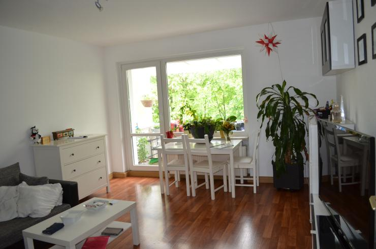 Schne Und Gnstige 3 Zimmer Wohnung Mit Balkon